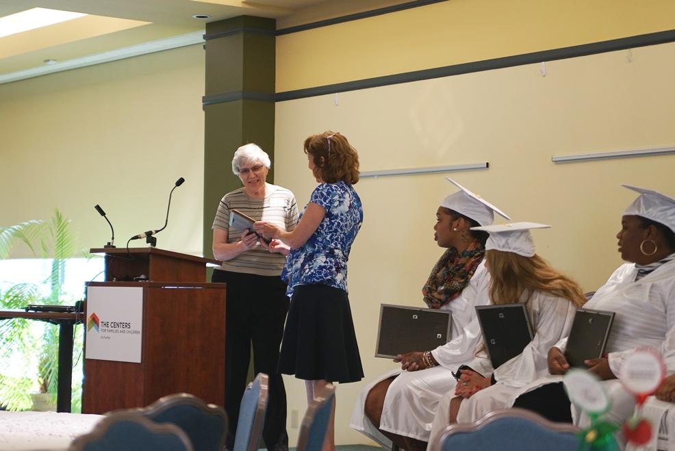 Seeds of Literact GED Graduation Tutor Award