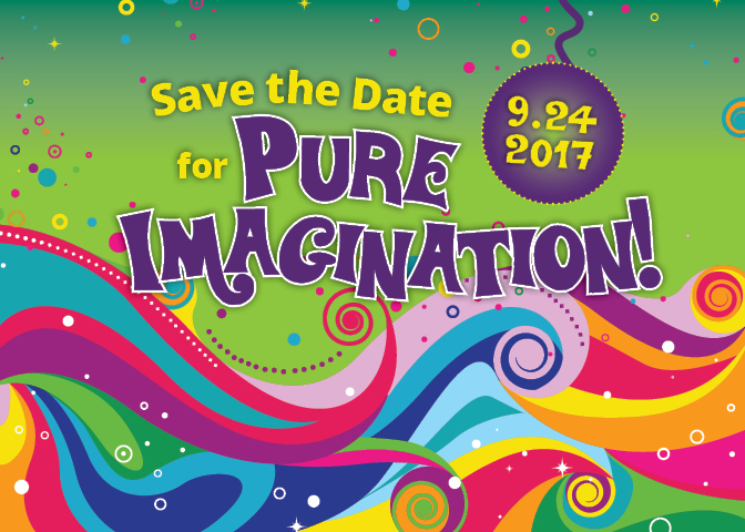"""Seeds of Literacy's 2017 Benefit Brunch & Auction, """"Pure Imagination"""""""