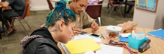 With diverse adult students, inclusiveness is a priority for Seeds of Literacy.