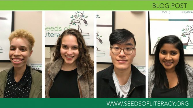 Case Western Reserve University Students Tutor at Seeds