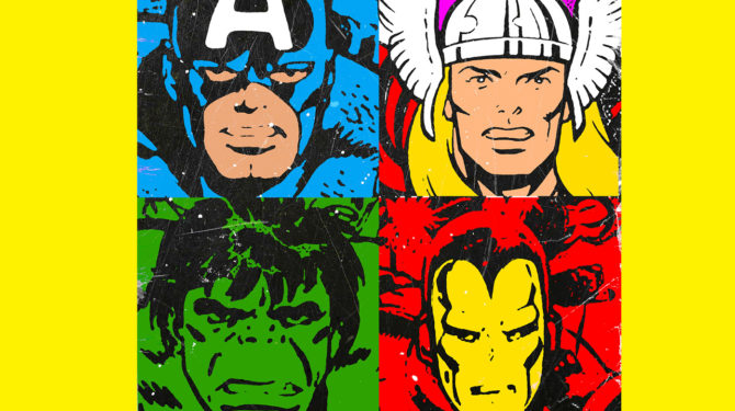 Avengers Assemble! How Comic Books Open the Literary Mind | Seeds of